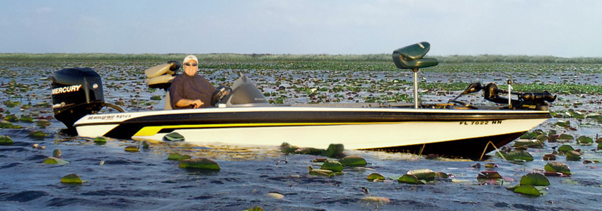 Contact Us - Okeechobee Bass Fishing Guide Service