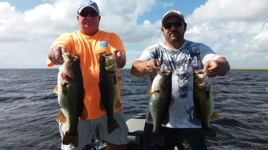 Okeechobee fishing guides okeechobee fishing report 10 13 for Lake okeechobee fishing guides
