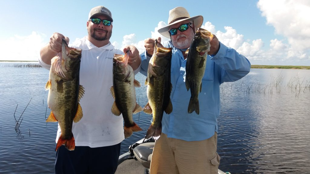 Okeechobee fishing guides okeechobee fishing report 10 16 for Lake okeechobee fishing guides