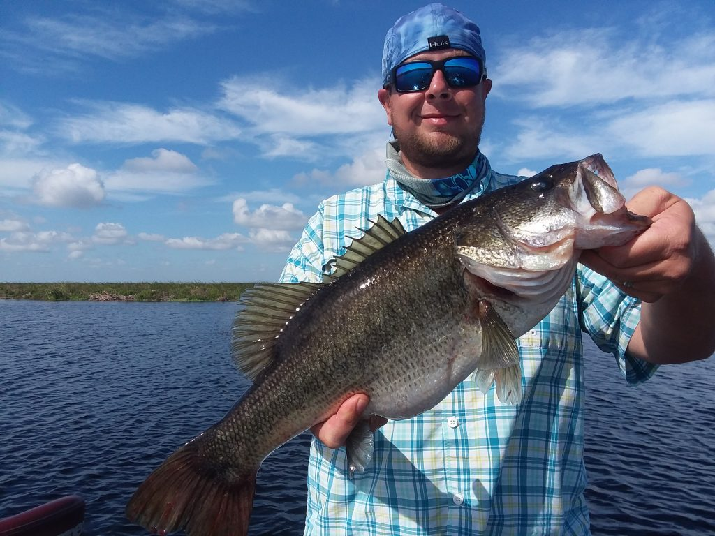 Okeechobee fishing guides okeechobee fishing report 11 16 for Lake okeechobee fishing guides