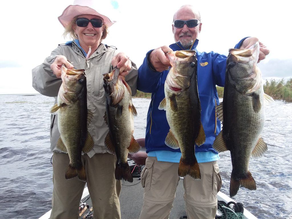 Okeechobee fishing guides okeechobee fishing report 11 26 for Lake okeechobee fishing guides