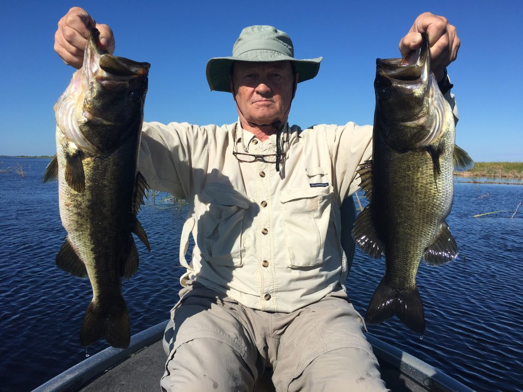 Okeechobee bass fishing guide 11 1 2017 okeechobee for Lake okeechobee fishing guides