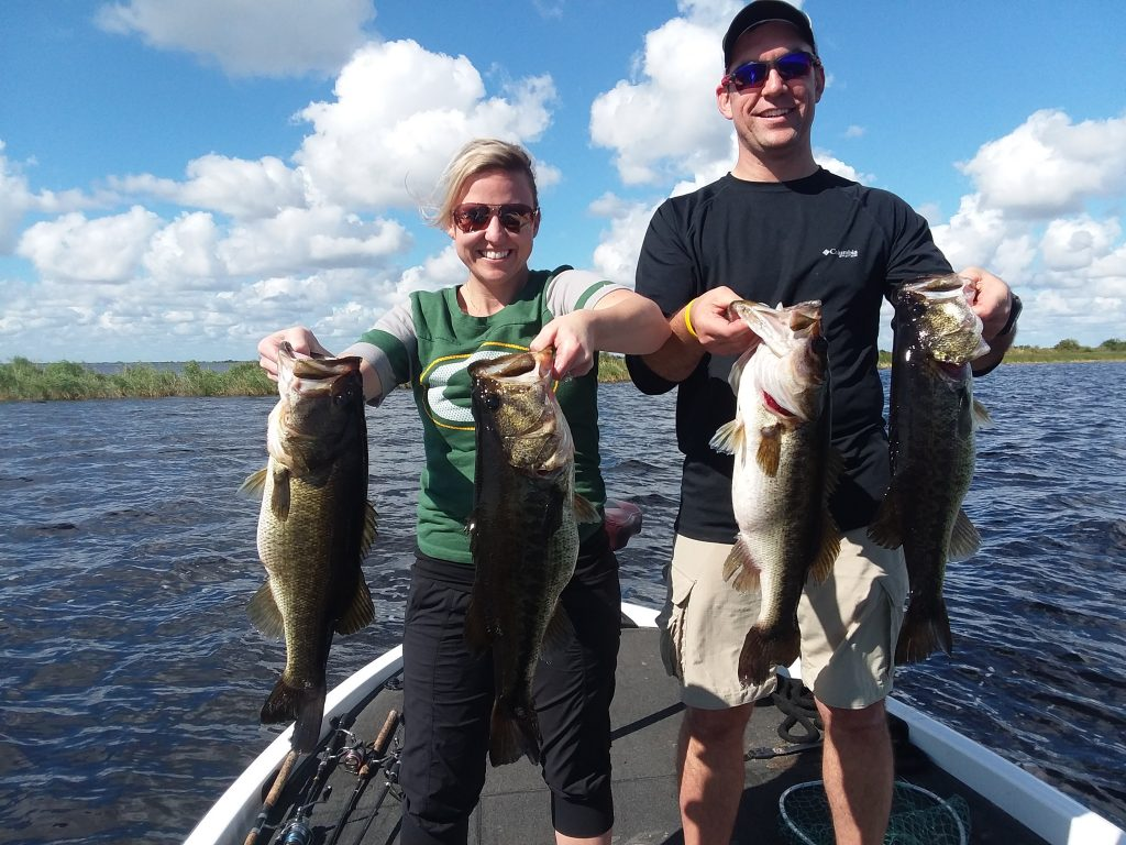 Okeechobee fishing guides okeechobee fishing report 12 1 for Lake okeechobee fishing guides
