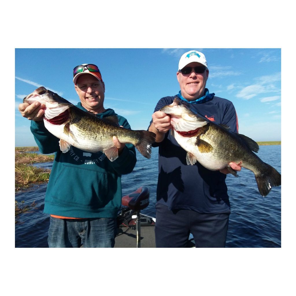 Okeechobee fishing guides okeechobee fishing report 12 4 for Lake okeechobee fishing guides