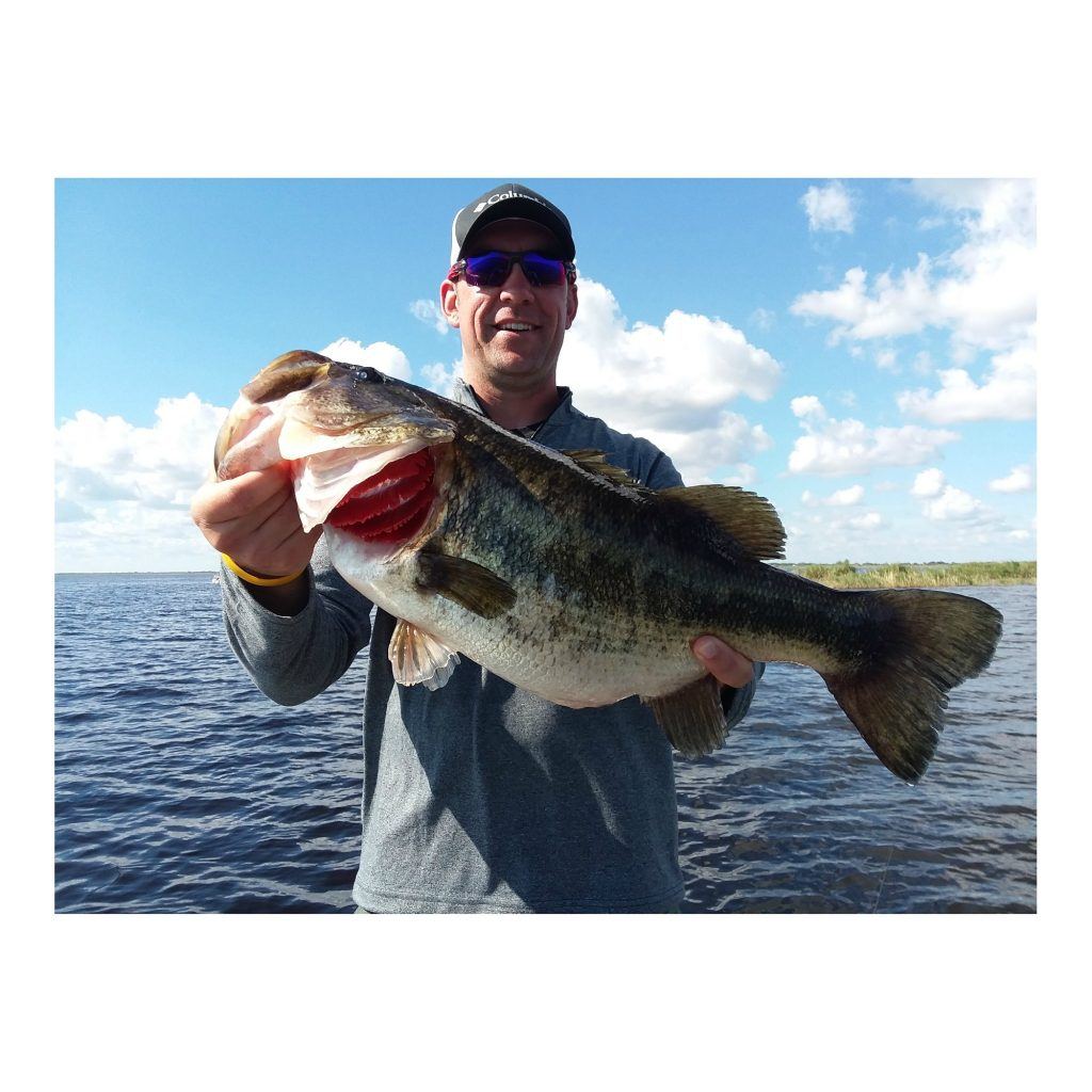 Okeechobee fishing guides okeechobee fishing report 12 3 for Lake okeechobee fishing guides