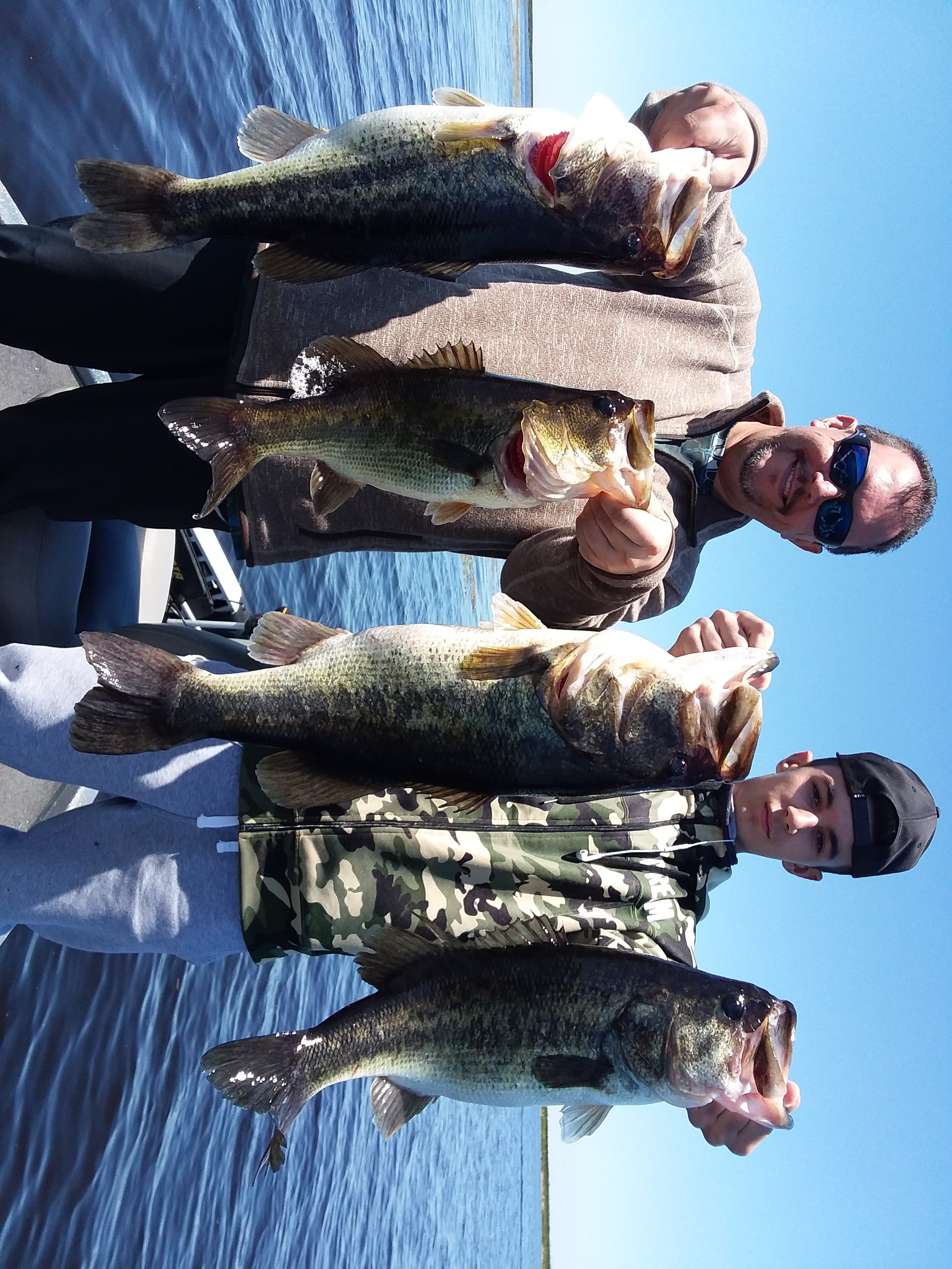 Okeechobee Fishing Guides- Okeechobee Fishing Report 4/18/18