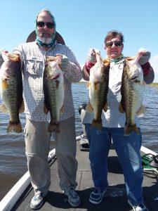Lake Okeechobee Guided Fishing