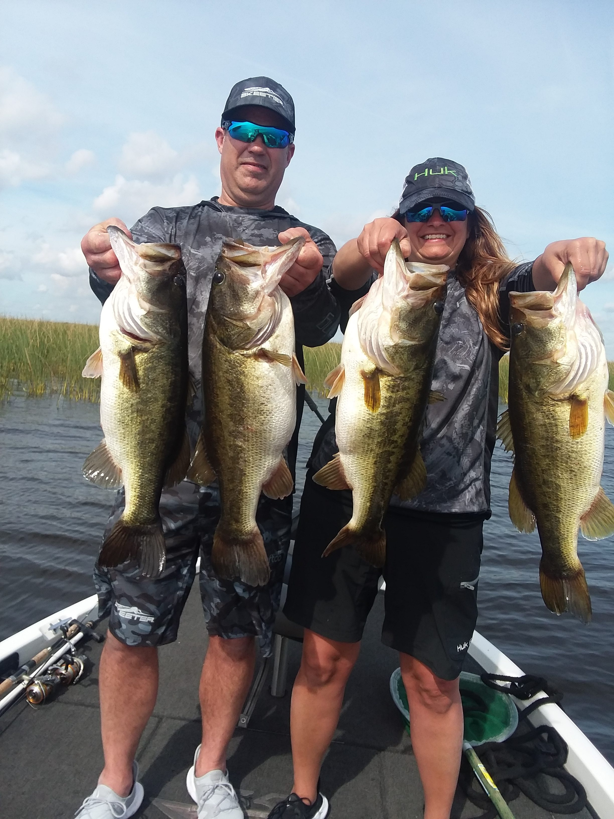 Lake Okeechobee Fishing Guides- Okeechobee Fishing Report 4/25/19