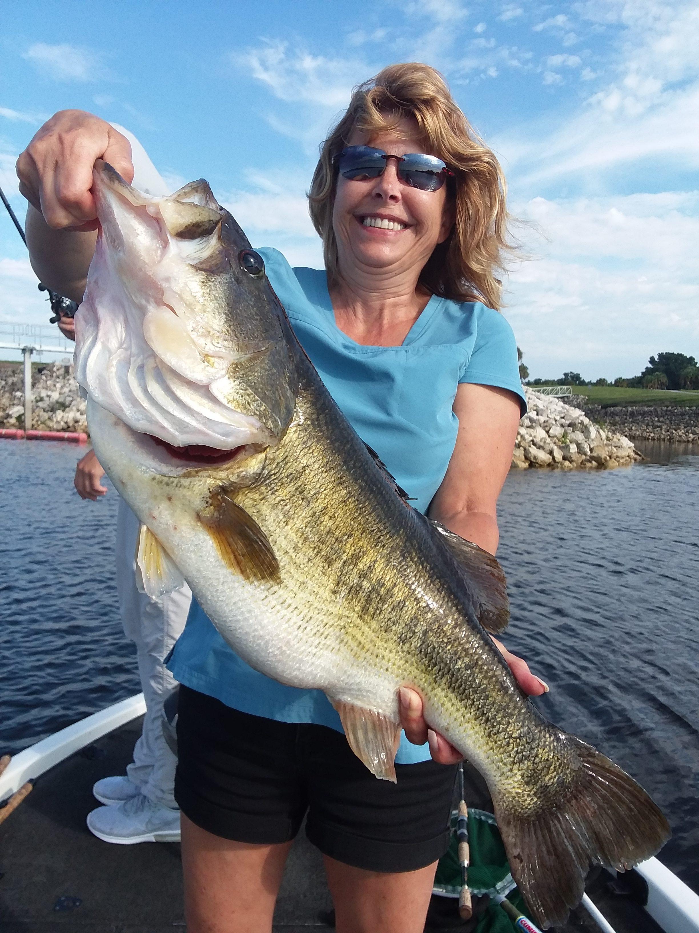 Okeechobee Fishing Charters- Lake Okeechobee Fishing Report 6/9/19