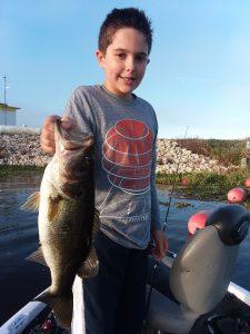 Okeechobee Fishing Report – Lake Okeechobee Bass Fishing at it's