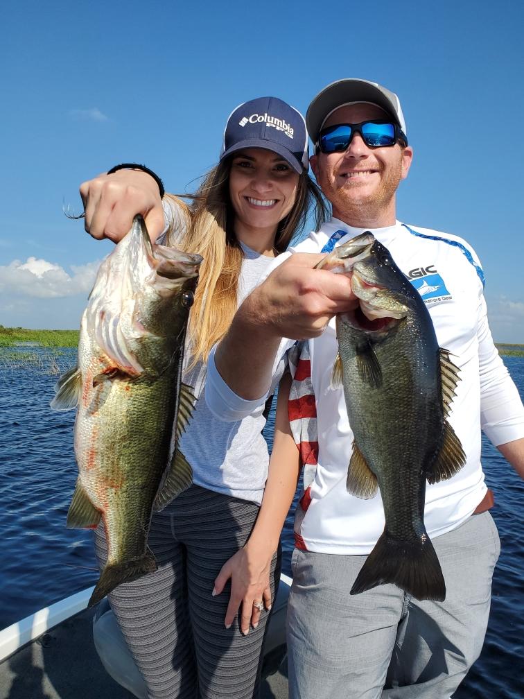 Okeechobee Bass Fishing Guides- Lake Okeechobee Fishing Report 9/11/19