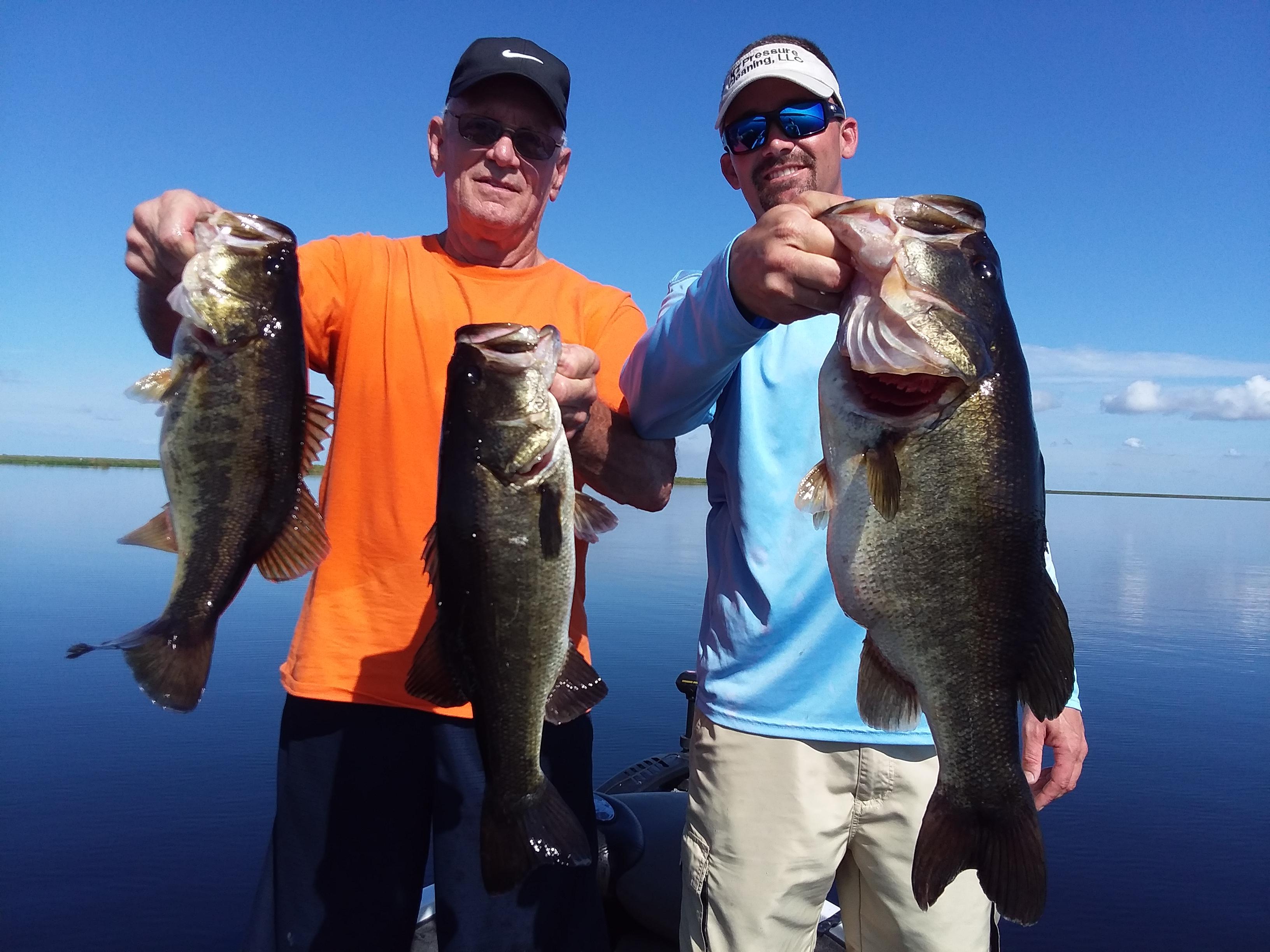 Okeechobee Fishing Charters