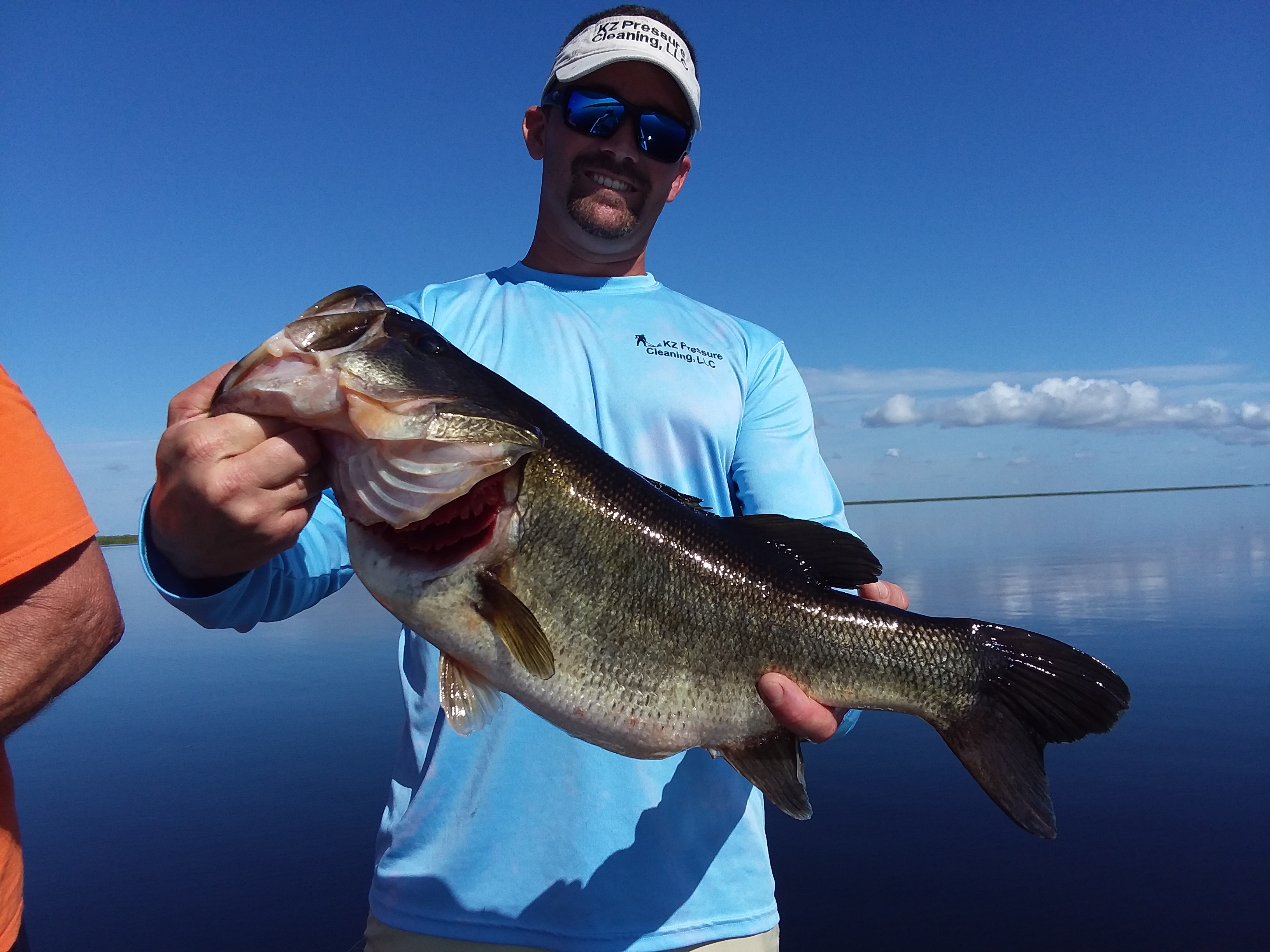 Okeechobee Fishing Guides- Okeechobee Fishing Report 11/4/19