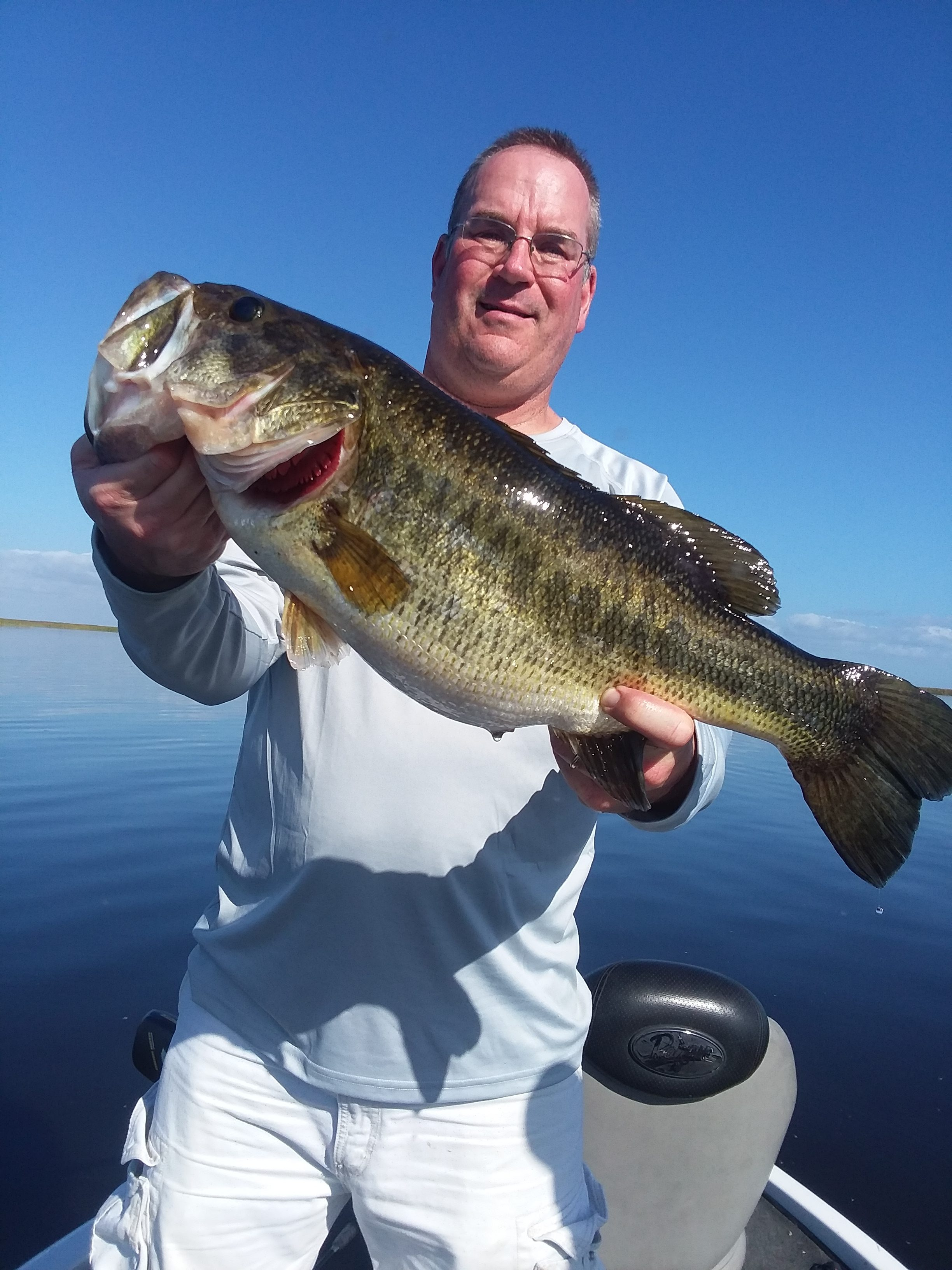 Lake Okeechobee Fishing Guides