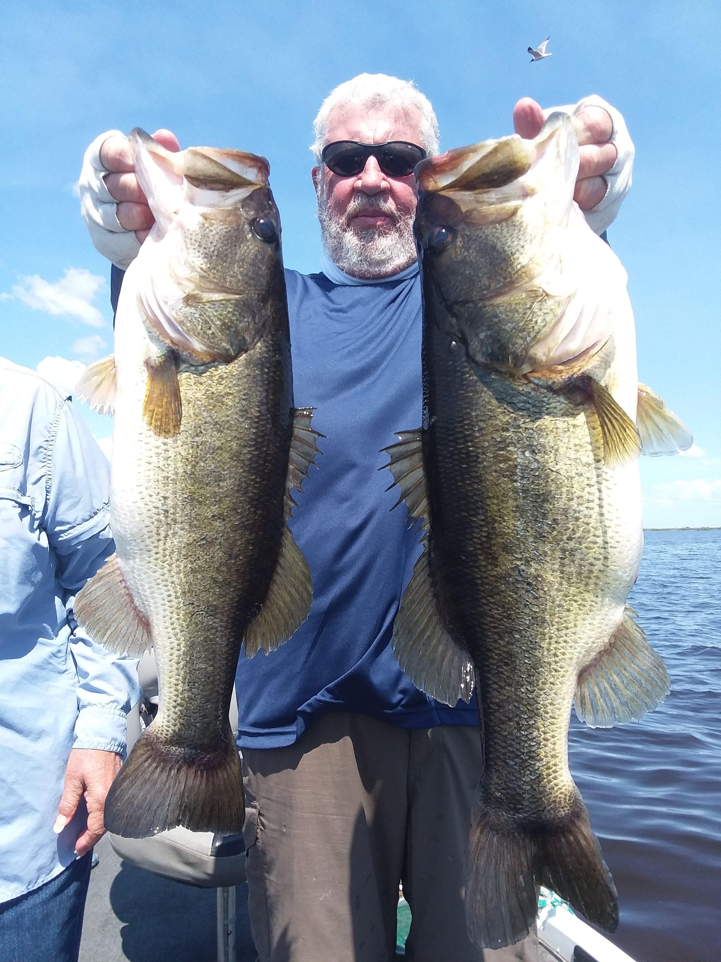 Lake Okeechobee Bass Fishing Guides: Okeechobee Fishing Report 3/11/2020