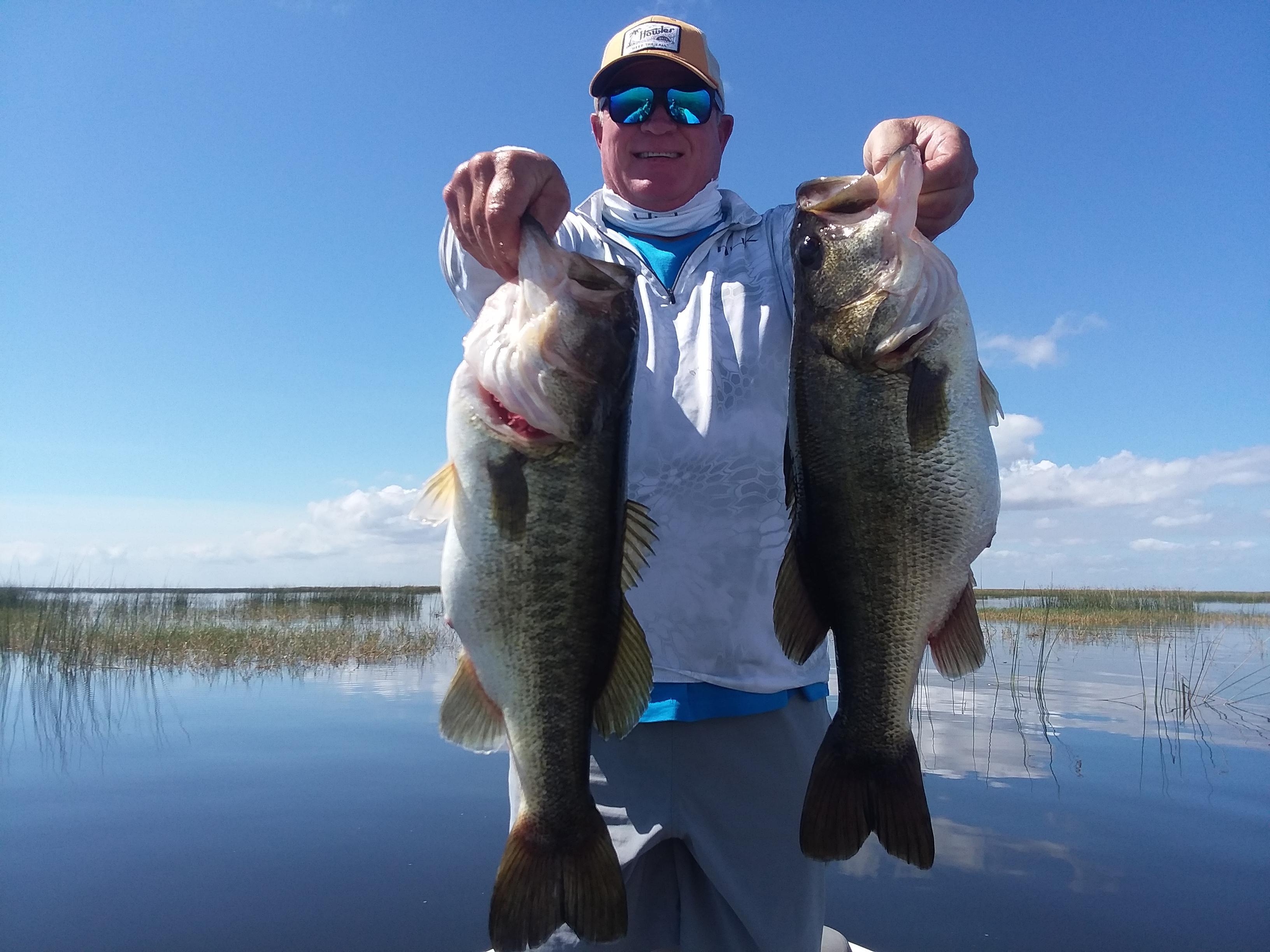 Lake Okeechobee Bass Fishing Guides: Okeechobee Fishing Report 5/10/2020