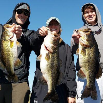 Lake Okeechobee Fishing Guides: Okeechobee Fishing Report 1/29/21