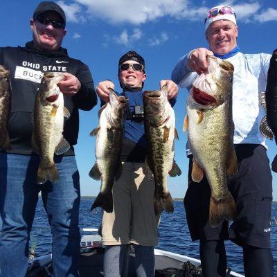 Lake Okeechobee Bass Fishing Guides: Okeechobee Fishing Reports 2/6/21