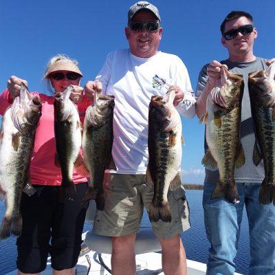 Lake Okeechobee Fishing Guides: Okeechobee Fishing Report 2/9/21