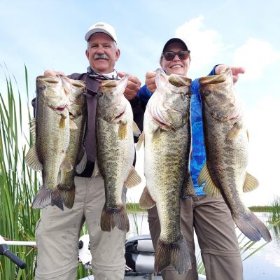Lake Okeechobee Fishing Guides: Okeechobee Fishing Report 3/15/2021