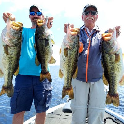 Lake Okeechobee Fishing Guides: Okeechobee Fishing Report 3/28/21